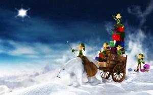 8 Bonitos Fondos de Pantalla de Navidad
